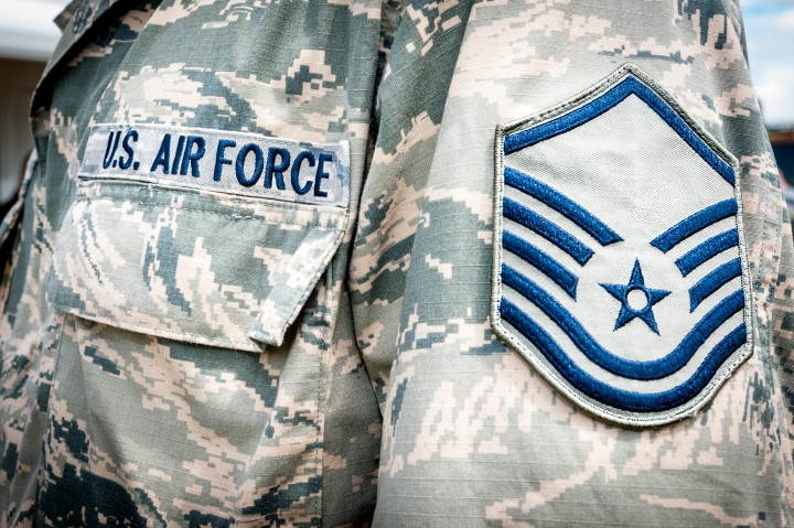 Biofeedback and the U.S. Air Force
